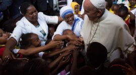 Pope in Africa_Flickr