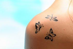 Desenhos e modelos de tatuagens femininas