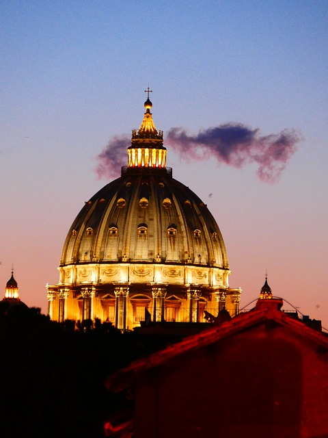 st-peters-basilica-601810_640