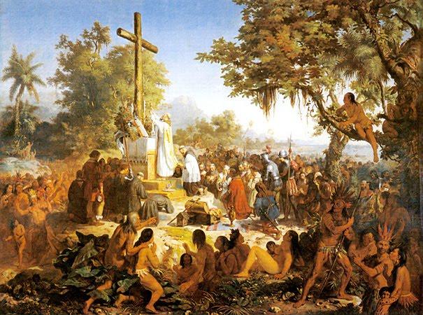Resultado de imagem para Brasil contra evangelho