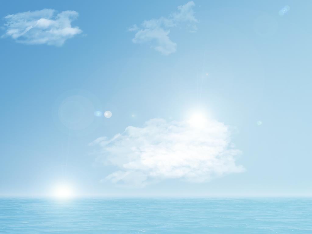 Sky Blue Light Png