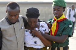 Nigéria  Grupo Radical Islâmico deixa seis mortos e uma Igreja incendiada  na noite de Natal 8044a8fff8e71