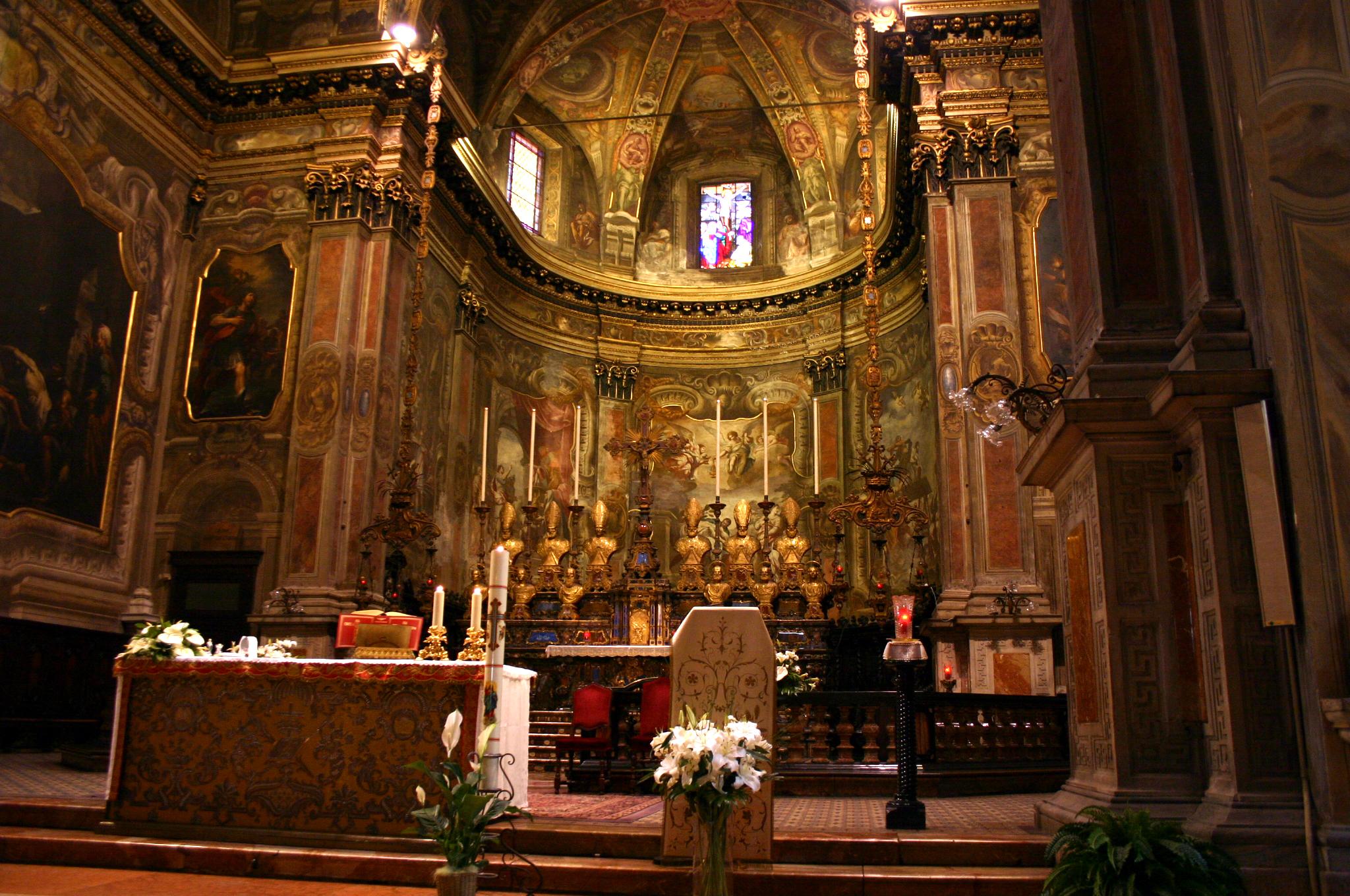1921_-_Milano_-_Sant'Alessandro_-_Presbiterio_-_Foto_Giovanni_Dall'Orto_20-May-2007