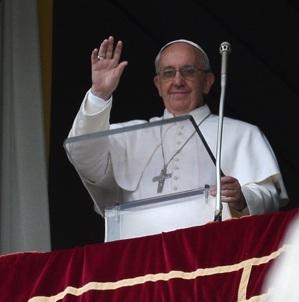 VATICAN-POPE-EASTER-REGINA COELI PRAYER