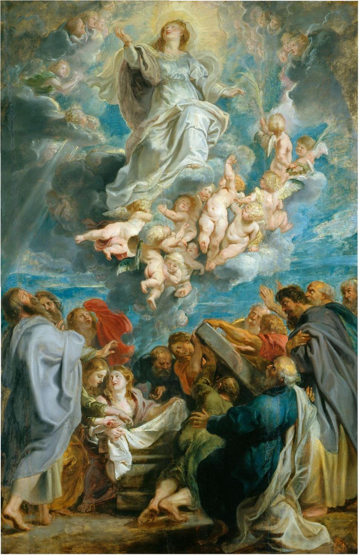 Resultado de imagem para Assunção de Nossa Senhora