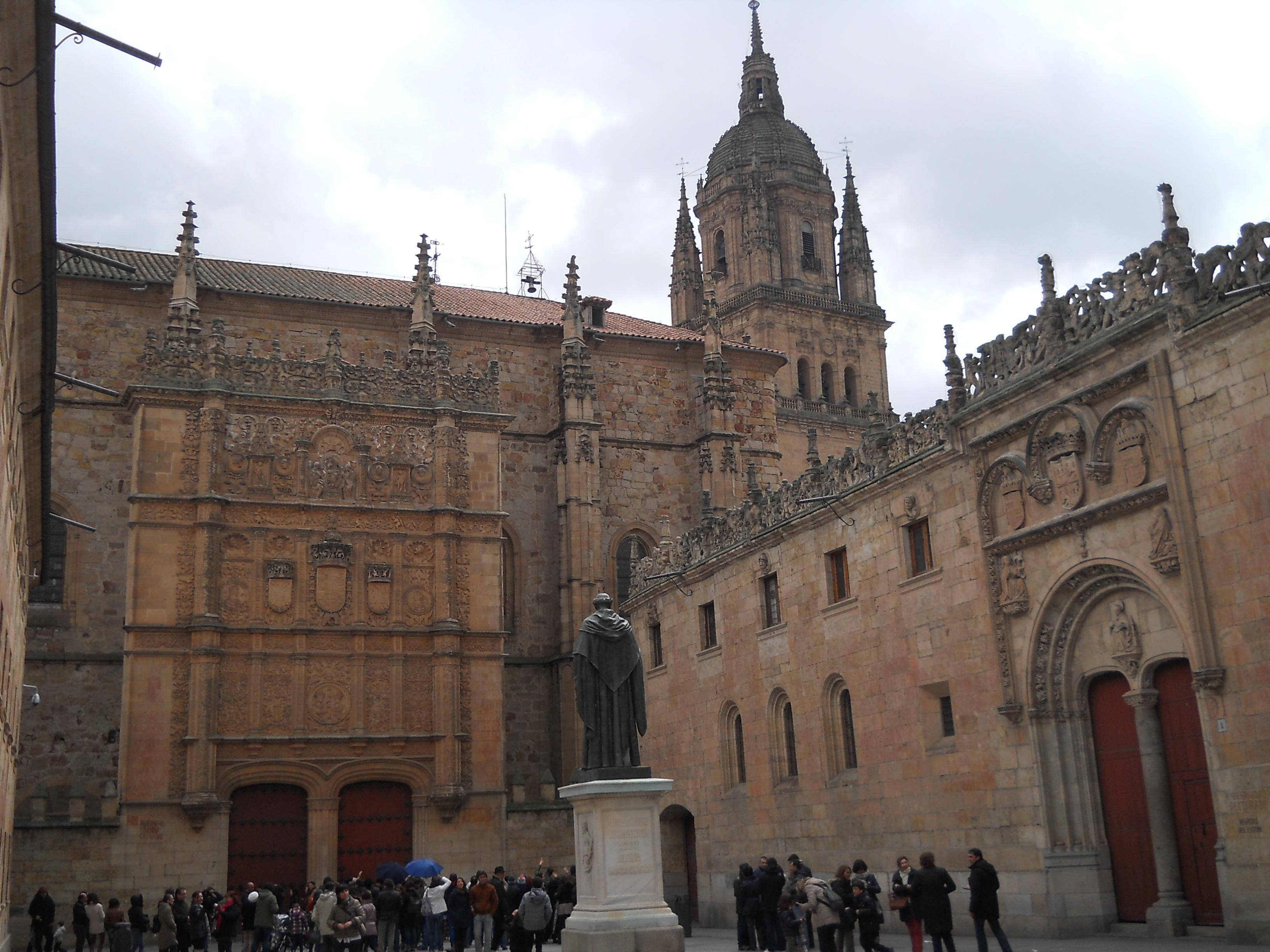 Salamanca_universidad_Patio_de_Escuelas