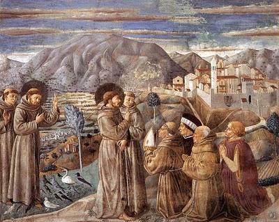 monges e mosteiros