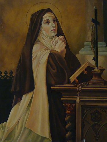 Resultado de imagem para Santa Teresa de Jesus Mestra de Vida Espiritual