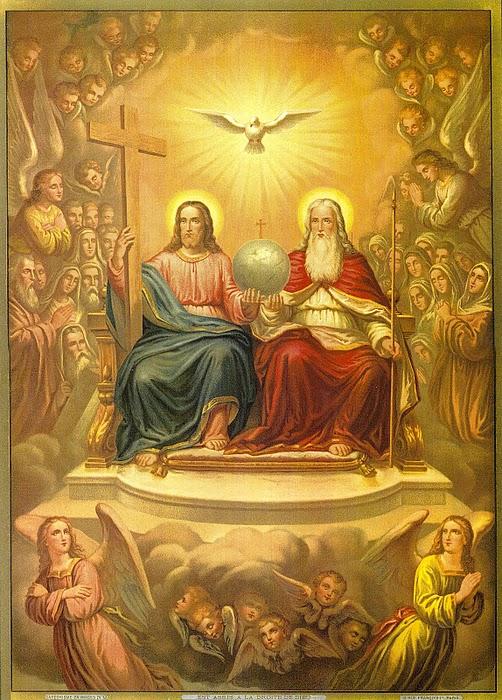 É possível ilustrar a Santíssima Trindade? | Cléofas