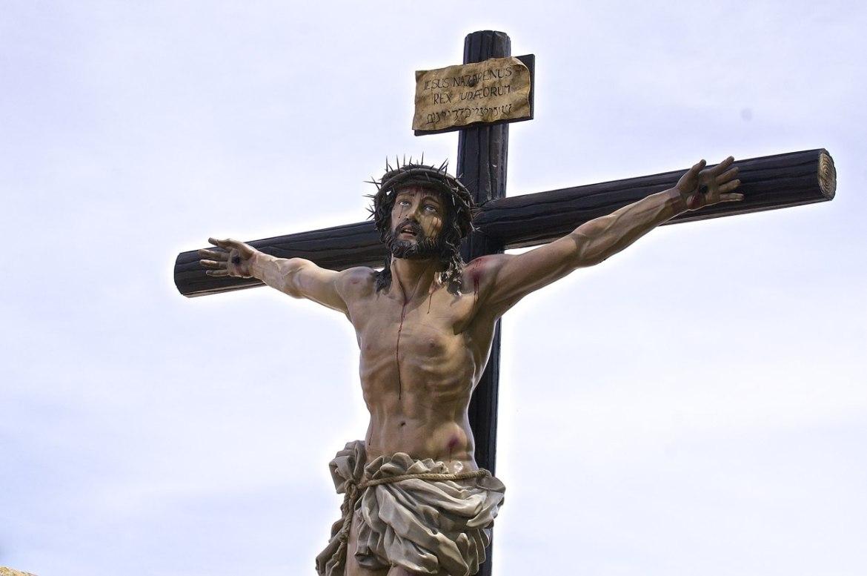 Resultado de imagem para imagem de jesus na cruz