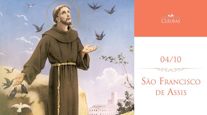 Qual O Santo Do Dia 4 De Outubro Cléofas