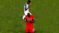Um católico e um evangélico terminam partida da Copa em oração e comovem  milhões f549d0cb8f5be